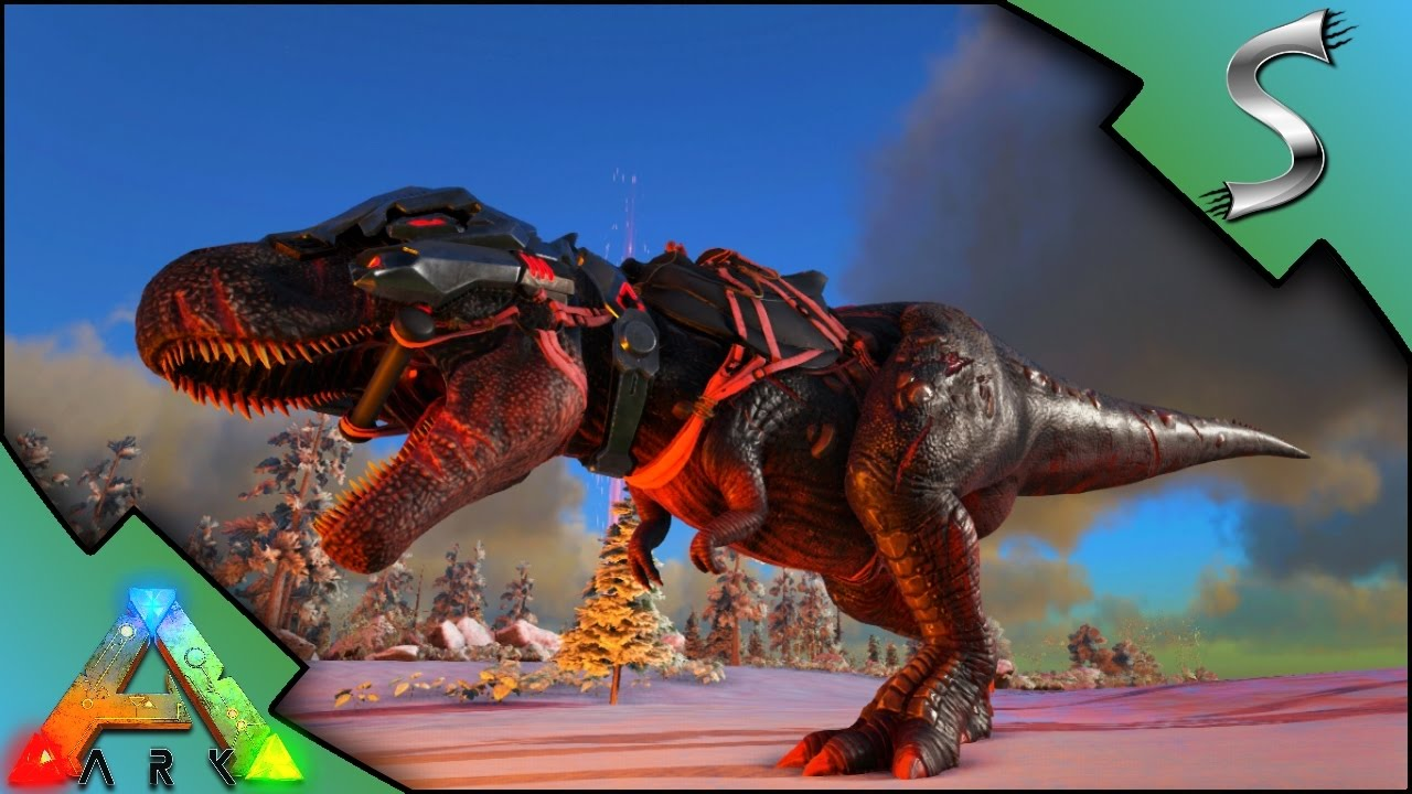 Mega rex prime summoning the end game tame modded ark dino mega rex prime summoning the end game tame modded ark dino overhaul x e32 youtube malvernweather Gallery