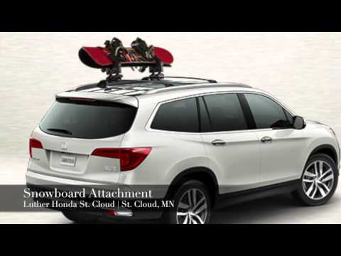 2016 honda pilot accessories part 2 youtube. Black Bedroom Furniture Sets. Home Design Ideas