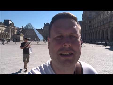 The Louvre & The Tuileries Garden - Paris