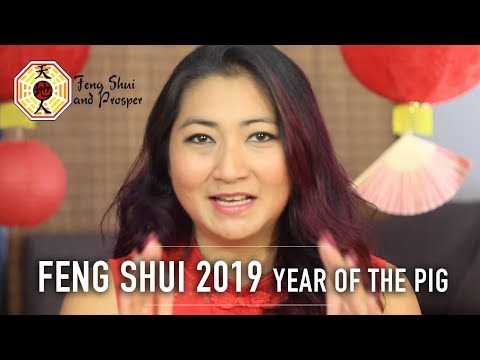 Feng Shui 2019 Year Of The Pig