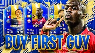 FIFA 19: 96 TOTS PEPE Buy First Guy 🔥🚀