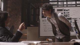 豊川悦司 綾野剛 菅野美穂 タント CM Etsuji Toyokawa/Go Ayano/Miho Ka...