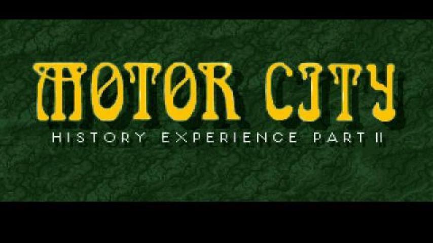 Motor City aka Detroit [dos] Update