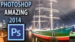 Photoshop Amazing 2014 - The Ultimate Panoramic Photography - Workshop Tutorial