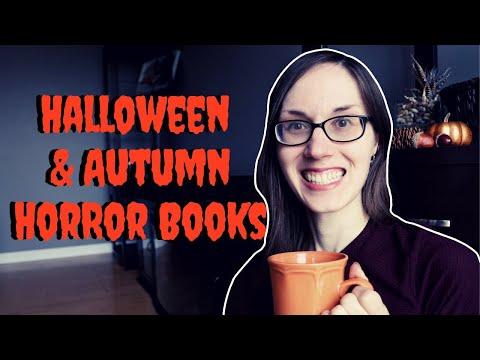 HALLOWEEN HORROR BOOKS | Horror to Read in the Fall #horrorbooks #halloweenbooks