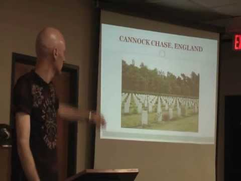 Nick Redfern at the Austin Center for Spiritual Living 9/29/2012: The Pyramids and the Pentagon