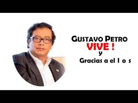 Gustavo Petro MAS DE LA COLOMBIA HUMANA