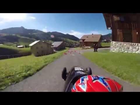 Seifenkistenrennen Malbun 2015 Jan Schmid
