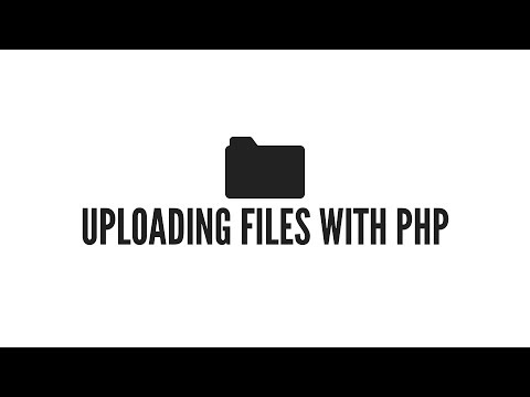 PHP File Uploading