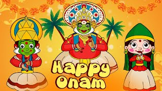 Chhota Bheem - Onam in Dholakpur | Onam Special Video | Cartoon for Kids in Hindi