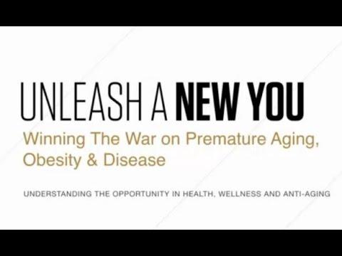 Winning the War on Premature Aging, Obesity & Disease