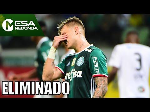 Palmeiras Vence A Ponte Preta, Mas é Eliminado Do Paulistão (23/04/17) - Mesa Redonda