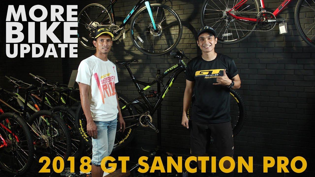 2246416e795 My 2018 GT Sanction Pro - Bike Build. Mark More
