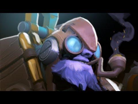 видео: [dota 2] Обзор героя - boush, the tinker