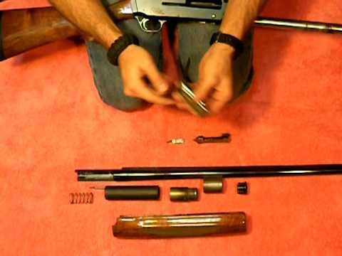 Browning Gold Hunter embly - YouTube
