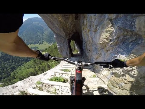 Via Ferrata x Mountain Biking |Kilian Bron