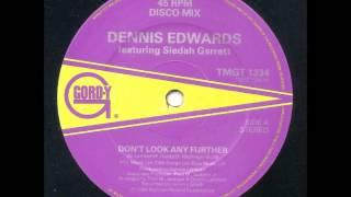 DENNIS EDWARDS   DON