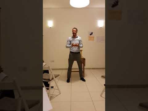 TM Bouchaib Pathways Project 1 : Icebreaker Speech