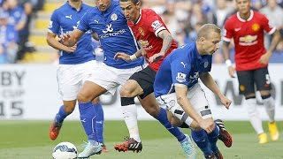Video Gol Pertandingan Manchester United vs Leicester City