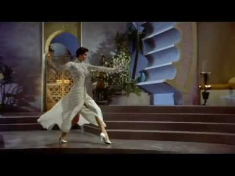 Cyd Charisse in Motion