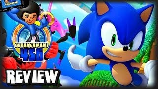 Sonic Lost World Nintendo Wii U Review
