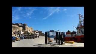 Chinese Navy Visit To Valletta, Malta