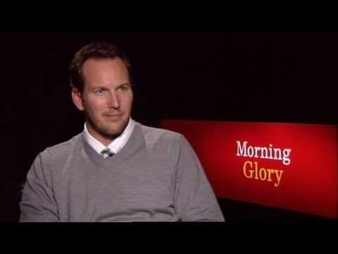 'Morning Glory' Patrick Wilson Interview