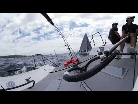 Farr 40 - 2018 Newcastle regatta - Race 1