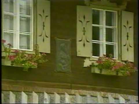 Peter Roseggers Waldschule in Alpl. Steiermark