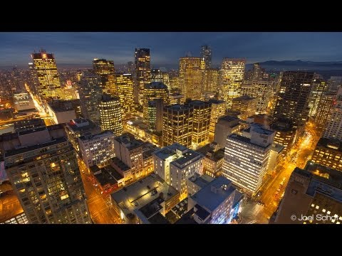 Vancouver Timelapse