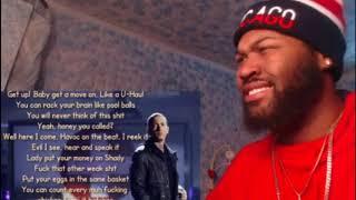 Eminem - Untitled (Lyrics) - REACTION