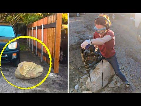 Девушку геолога раздражают соседи, которые блокируют её машину, она решается на идеальную месть