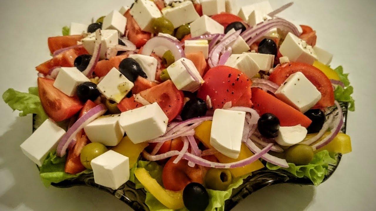 быстро и вкусно рецепты с фото салаты