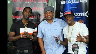 Boosie On His Brother Stealing $350k From Him + B. Will Freestyle