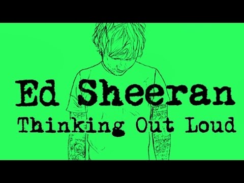 Ed Sheeran - Thinking Out Loud - Guitar Cover with free tabs/sheet ...