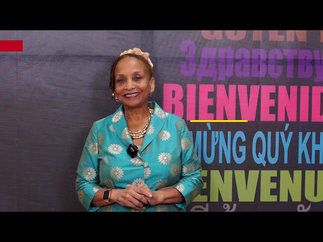 Interview with Ambassador Diane Haylock from Belize【央廣英語】