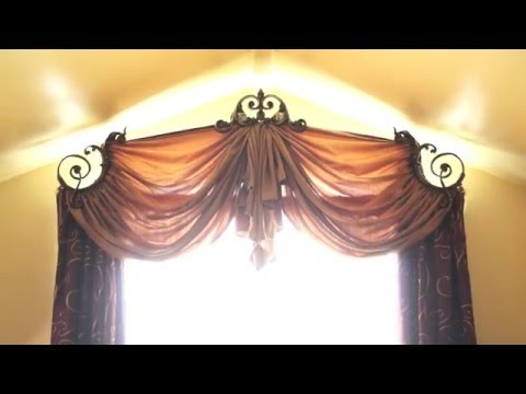 Comedy and Custom Drapes with Judy Carter Part 2 of 3 | Galaxy-Design Video #127