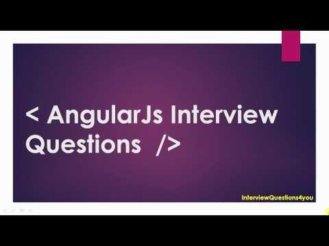 angularjs interview questions   front end developer interview questions