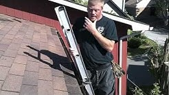 Adding overhang to your roofs edge
