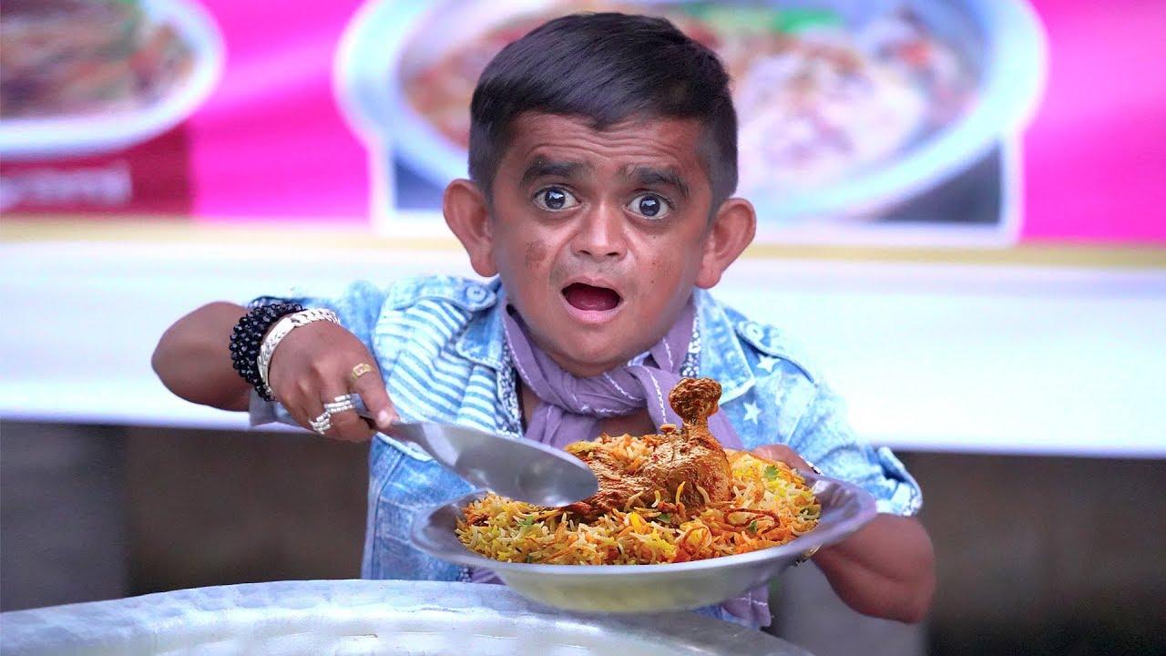 CHOTU DADA CHICKEN  BIRYANI WALA   छोटू की चिकन बिरयानी   Khandesh Hindi Comedy