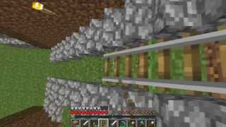 Minecraft (kash) эпизод #3 - Ферма жителей