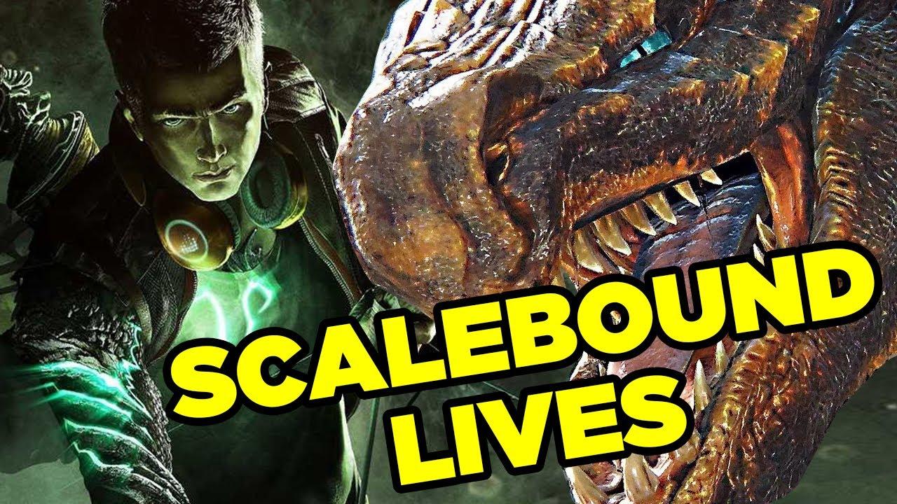 Scalebound RESURRECTED ... Als exklusiver Nintendo-Switch + video