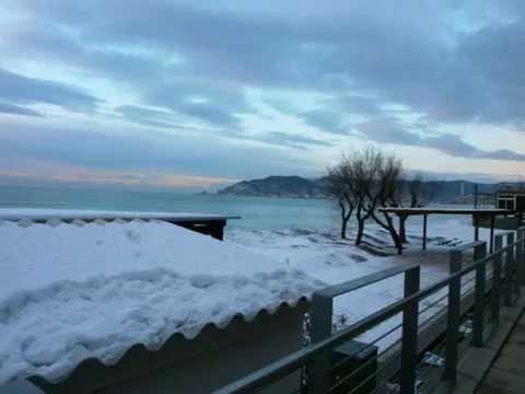 ELBA - La neve e il gabbiano (Testo e musica di Maurizio Elba)