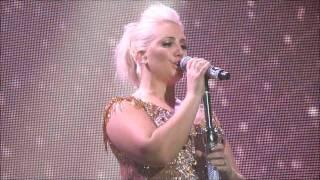 Claire - I Surrender (Steps Ultimate Tour, April 8th 2012)
