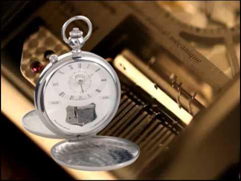 M.30/1 ETHNO ARMENIA Часы карманные музыкальные Boegli - YouTube