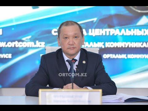 Итоги отчетной встречи министра труда и социальной защиты населения РК