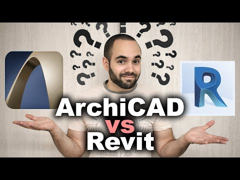 Revit VS ArchiCAD – Which is Better?!?