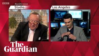 Andrew Neil 'destroys' Ben Shapiro in BBC interview
