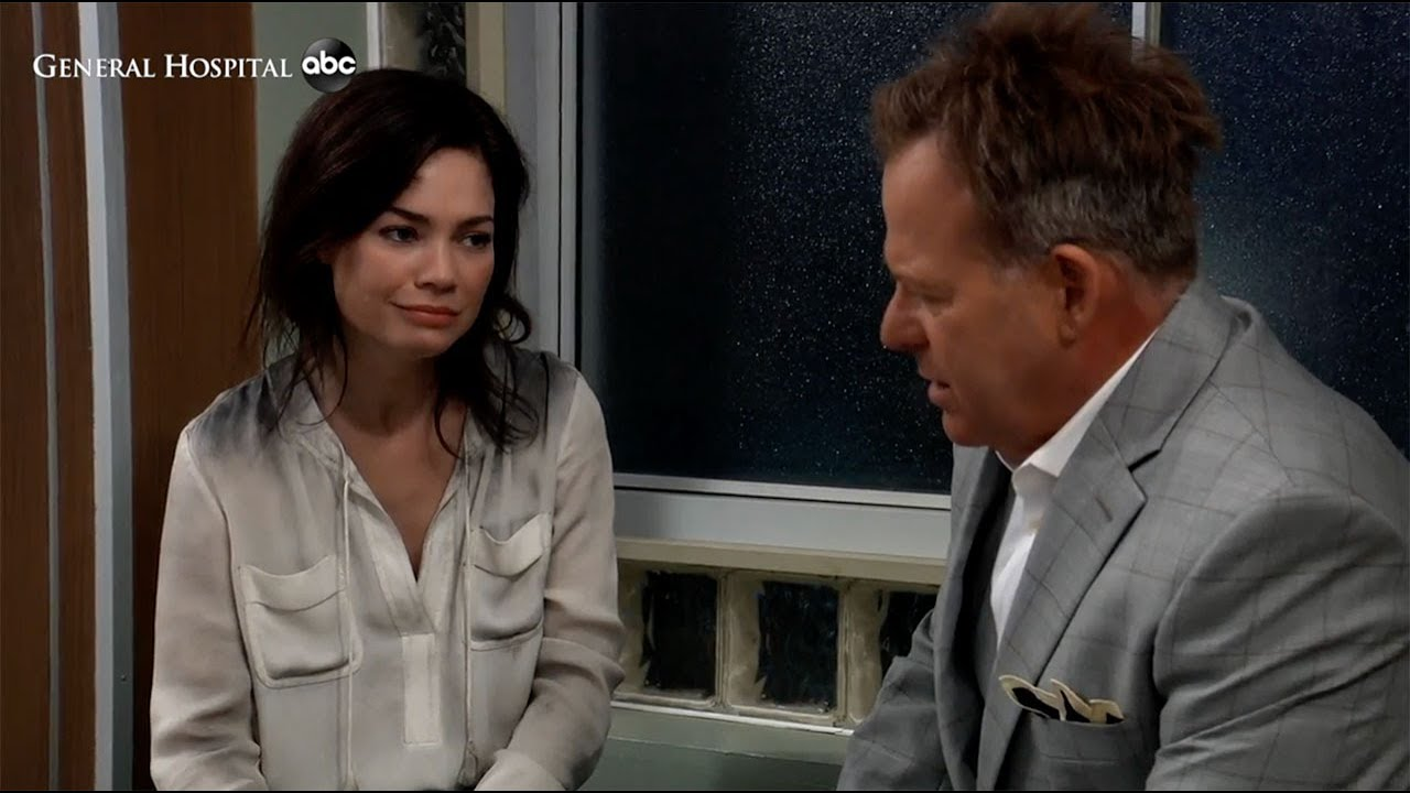 General Hospital Clip: We'll Get Through This
