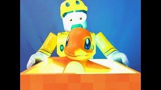 WHAT IS IN PROFESSOR OAK'S MYSTERY BOX (Roblox Project Pokemon)